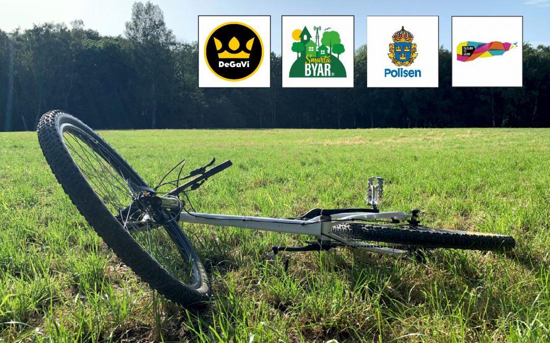 Hitta cykeln