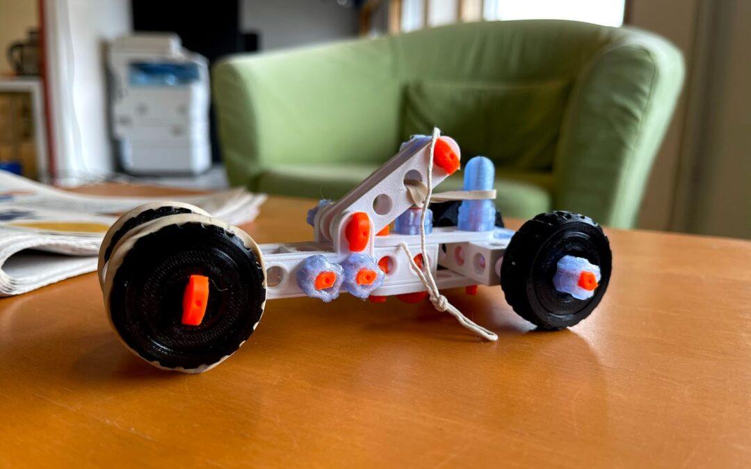 Printa leksaker!