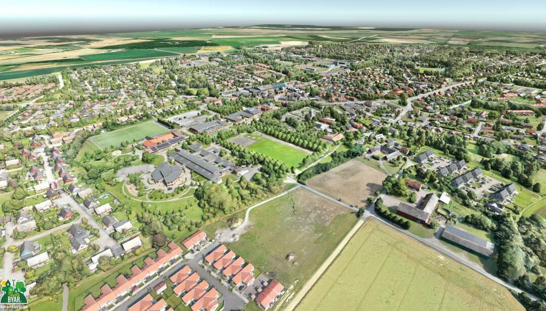 Veberöd blir Skandinaviens första medlem i globala samarbetet Fab City